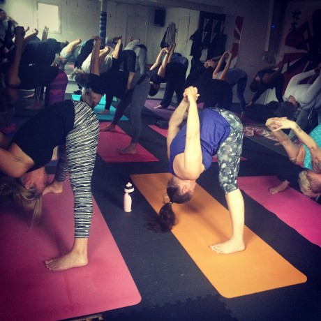 yoga spiltan