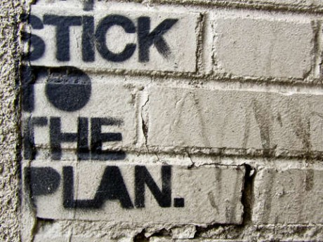 stick-to-the-plan