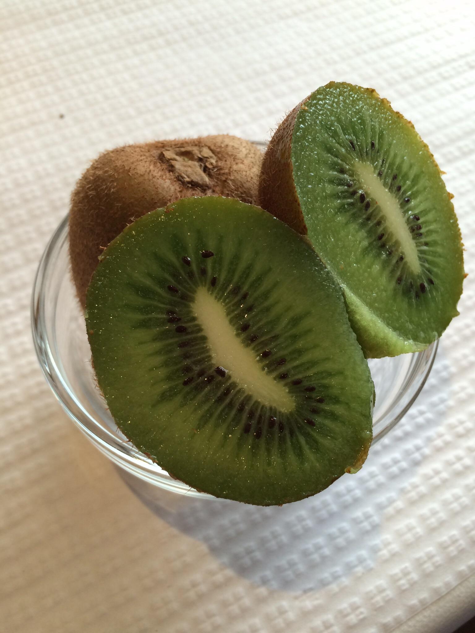alla är allergiska mot kiwi
