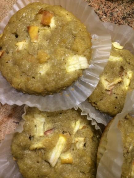 muffins glutenfria sockerfria