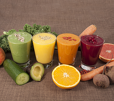 Detox recept smoothie