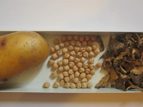 potatis,balj,svamp