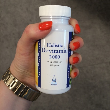 internationella enheter d vitamin