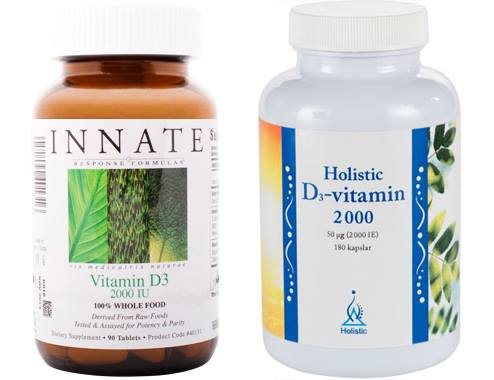 innate holistic d-vitamin