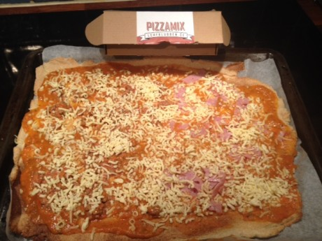 Supernyttig pizza
