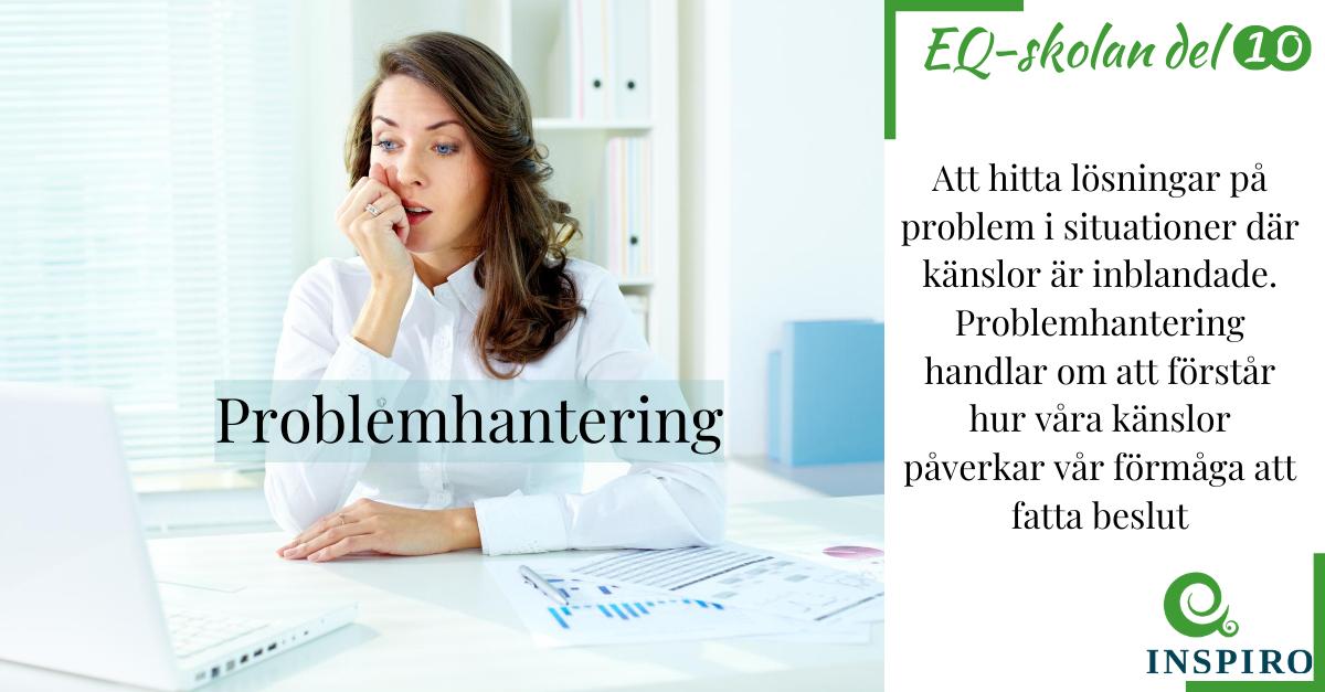 Problemhantering inspiro eq consulting