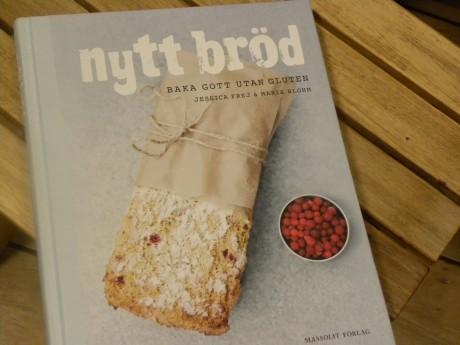 Boken Nytt Bröd av Jessica Frej