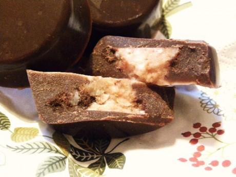 Mintchoklad rawfood