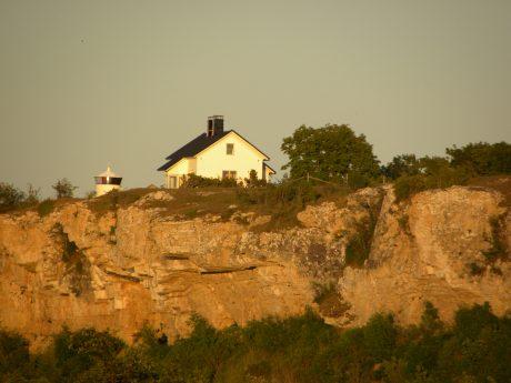 Fyrhuset på Hallshuk- Gotland