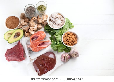 zink naturligt i mat
