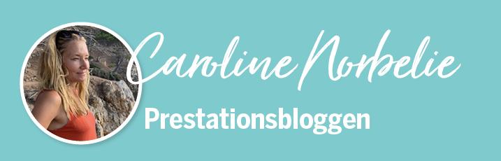 Prestationsbloggen