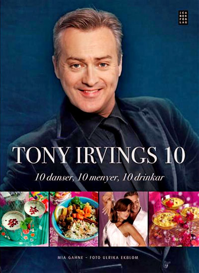 Tony Irvings 10 recept bok