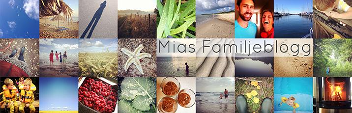 Mias Familjeblogg