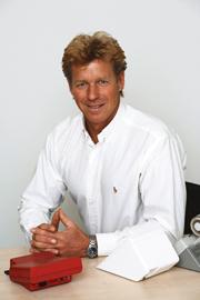 Närbild Magnus Nylander