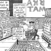 Att handla hälsosam mat