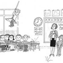 Hyperaktivt barn
