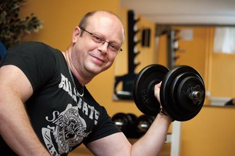 Anders, 44 år, kom ur stress och sorg med hjälp av Mivitotal Premium