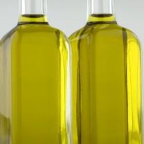 Olivolja i flaska