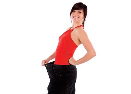 Kom i form och lätta något på vikten