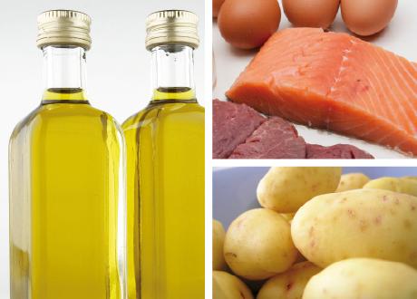Proteinpulver med kolhydrater