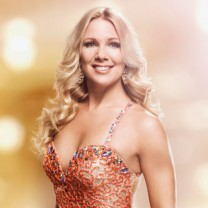 Anna Brolin i Lets Dance