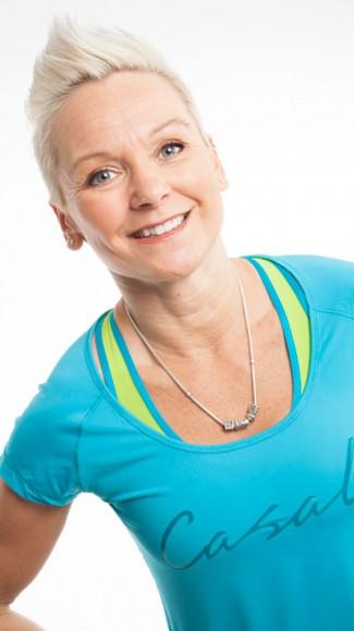 Carolin Helt, PT och kostrådgivare