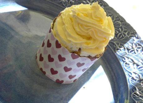 Cupcakes utan socker och vitt mjöl