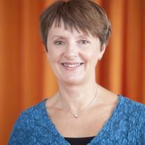 Forskaren Inger Öhlund