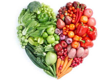 Hjärta av grönt