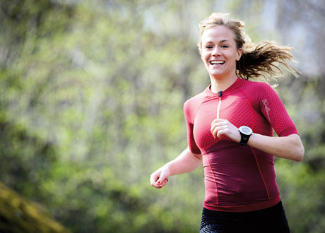 Petra Kindlund springer