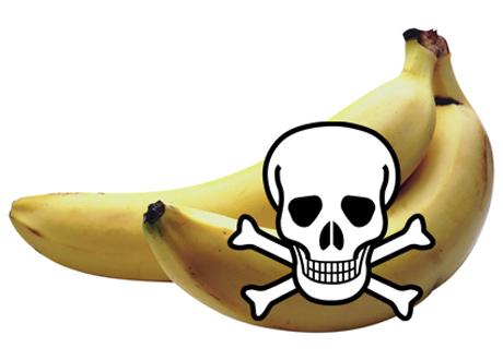 giftig banan