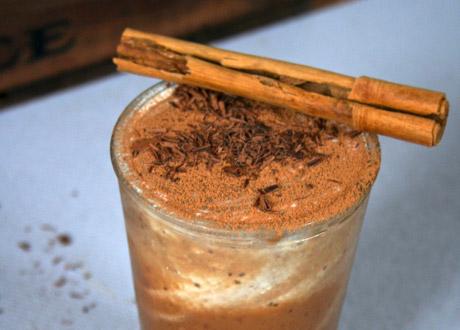 Chokladig Kaffesmoothie