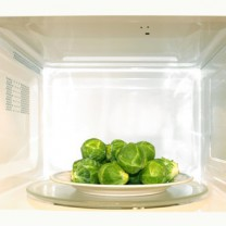Grönsaker i mikro