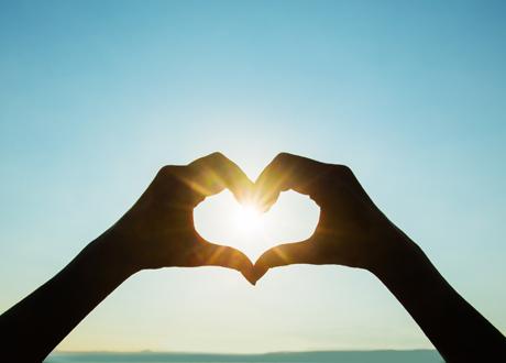 sol i hjärtat