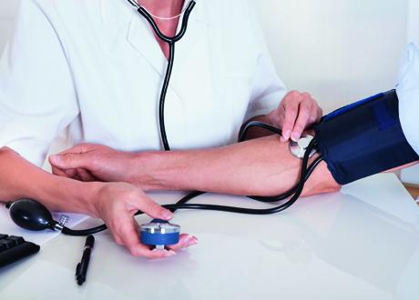 blodtrycksmätning