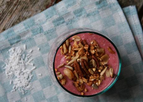 Kokos & Hallon Rawgurt