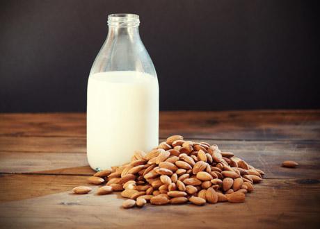 Nötmjölk