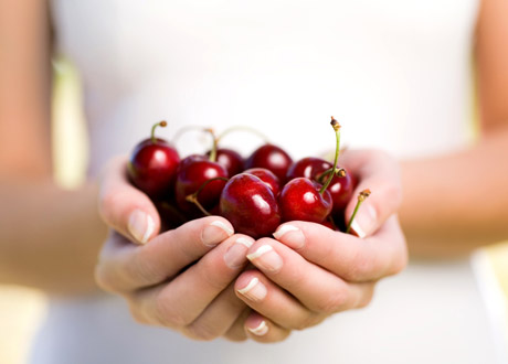 Nya superfrukten: Sura körsbär