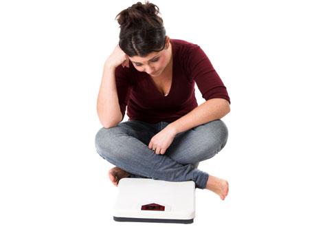 hitta motivation till viktnedgång