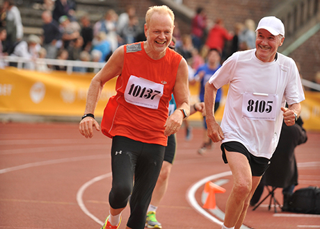 Niklas springer marathon