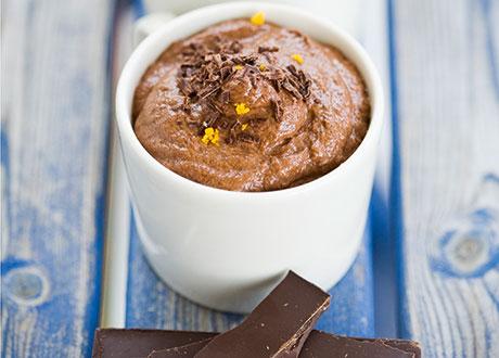 IFD-Recept: Godaste Chokladmoussen