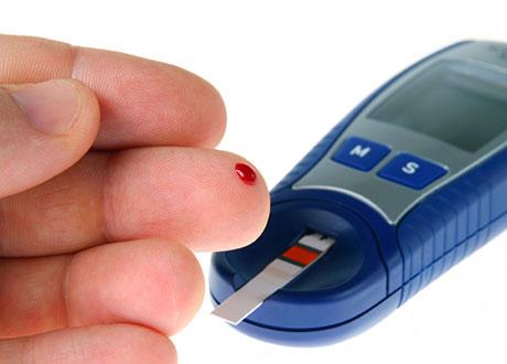Diabetes-2 patient