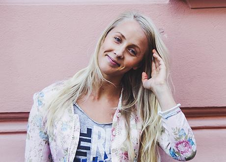 Hanna Göransson Hej hälsobloggare