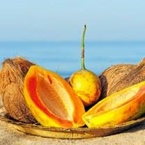 betakaroten papaya