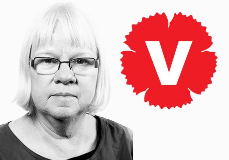 Eva Olofsson Vänsterpartiet Kureras valguide