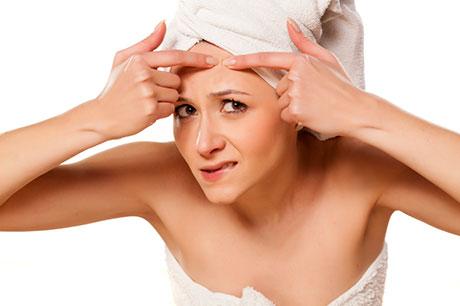 PMS och akne försvann när hormonerna kom i balans
