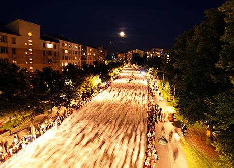Midnattsloppet slår rekord