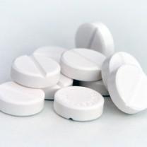 Paracetamol tabletter Acetaminophen pills