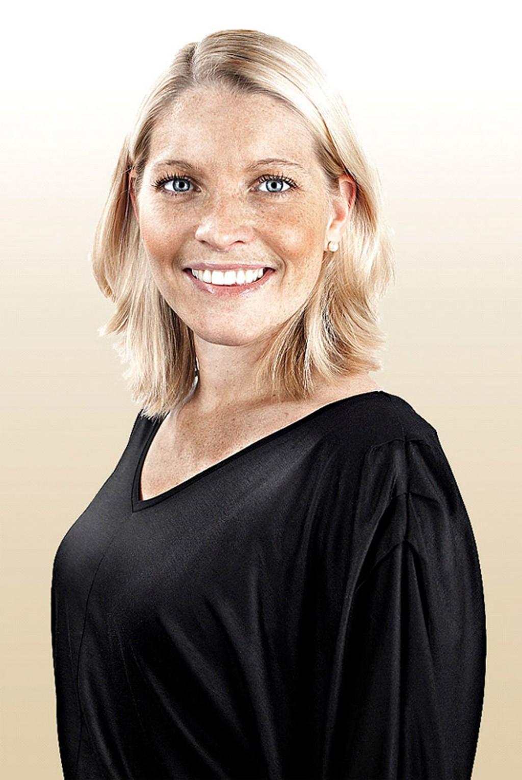 Porträttbild leg. dietist Sofia Antonsson