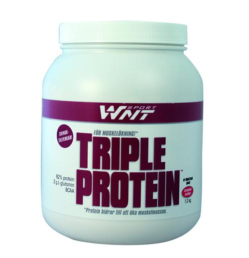 WNT Triple Protein (jordgubb)